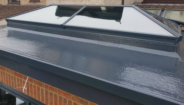 Fibreglass Flat Roof Grp Flat Roof Guaranteed Grp