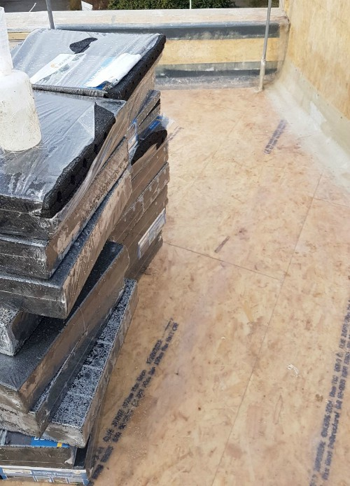 fibreglass-flat-roof-construction